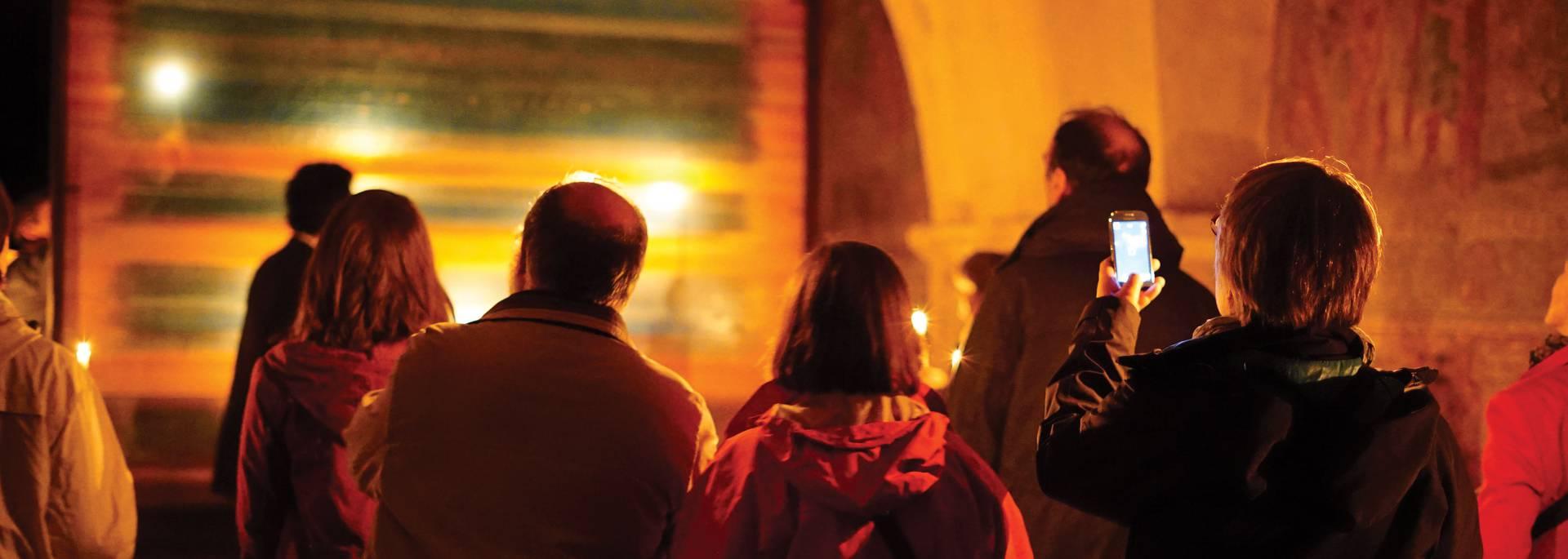 Visite guidée Chartres en lumières privilège