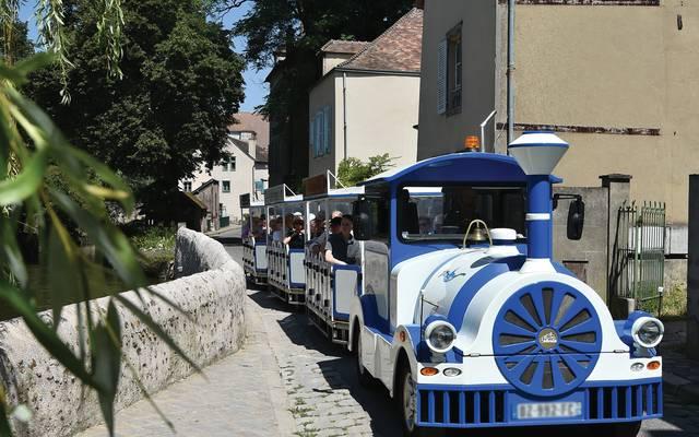 Chartres, Cité Médiévale en petit train