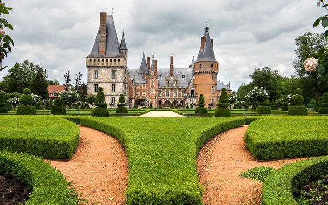Château de Maintenon et ses jardins