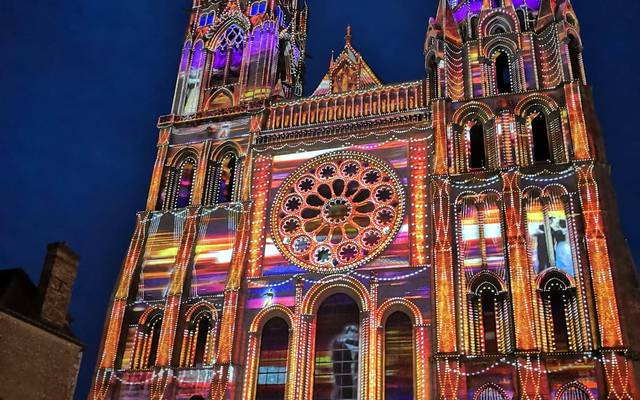 Visite Chartres en lumières