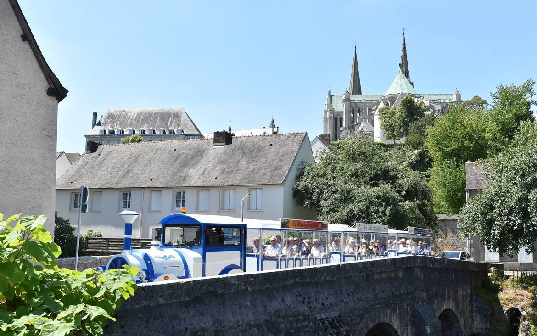 Petit train de Chartres
