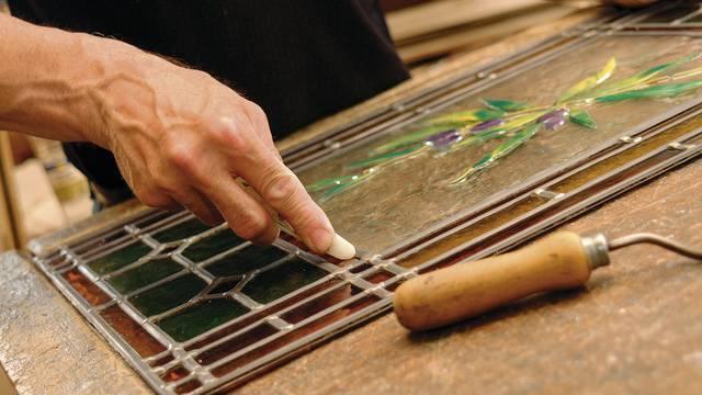 Rencontre avec un maître verrier dans son atelier