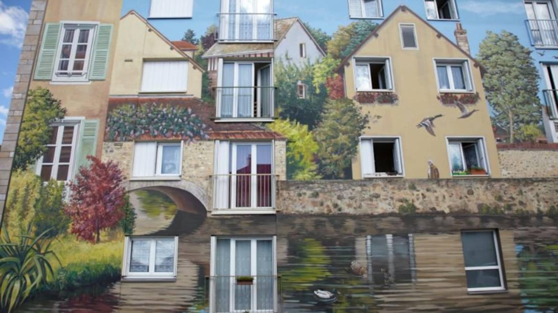 Les fresques de Bel Air