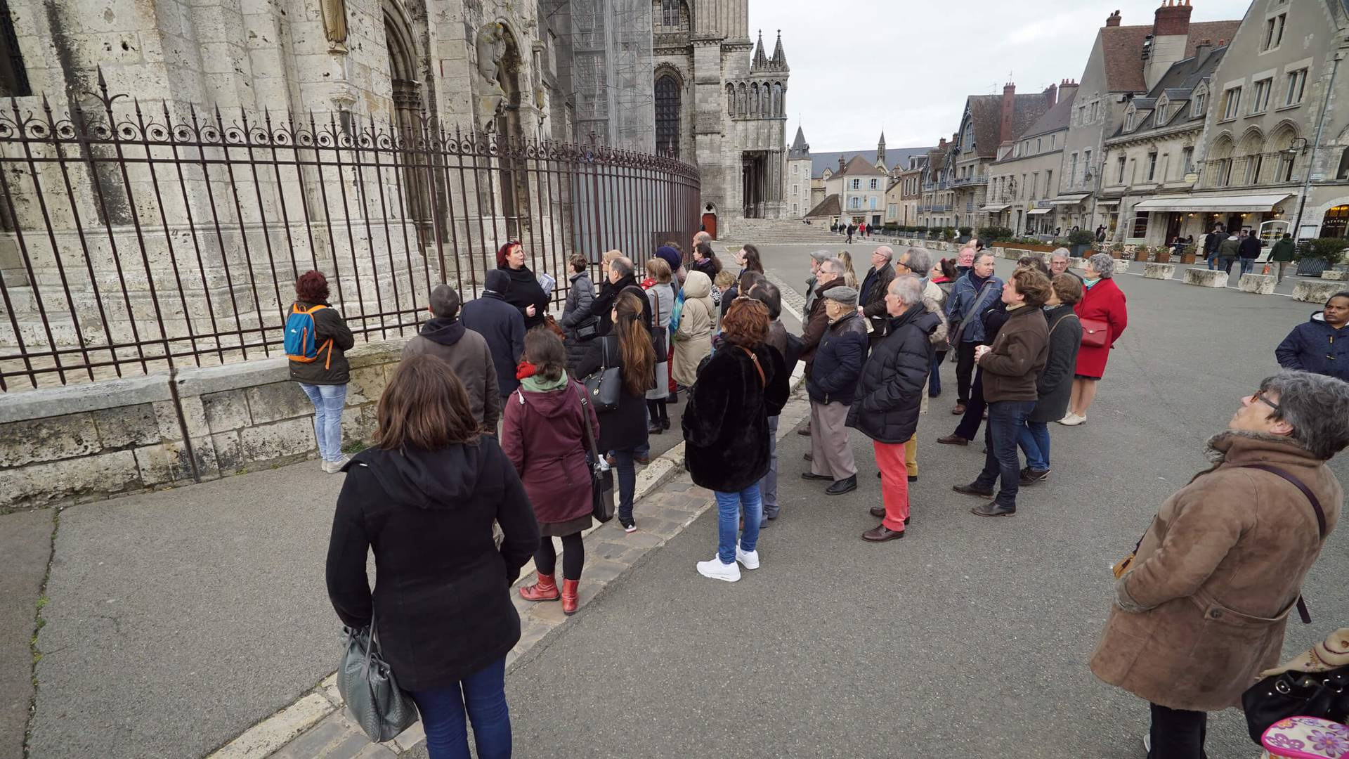 Guided tour of the old town
