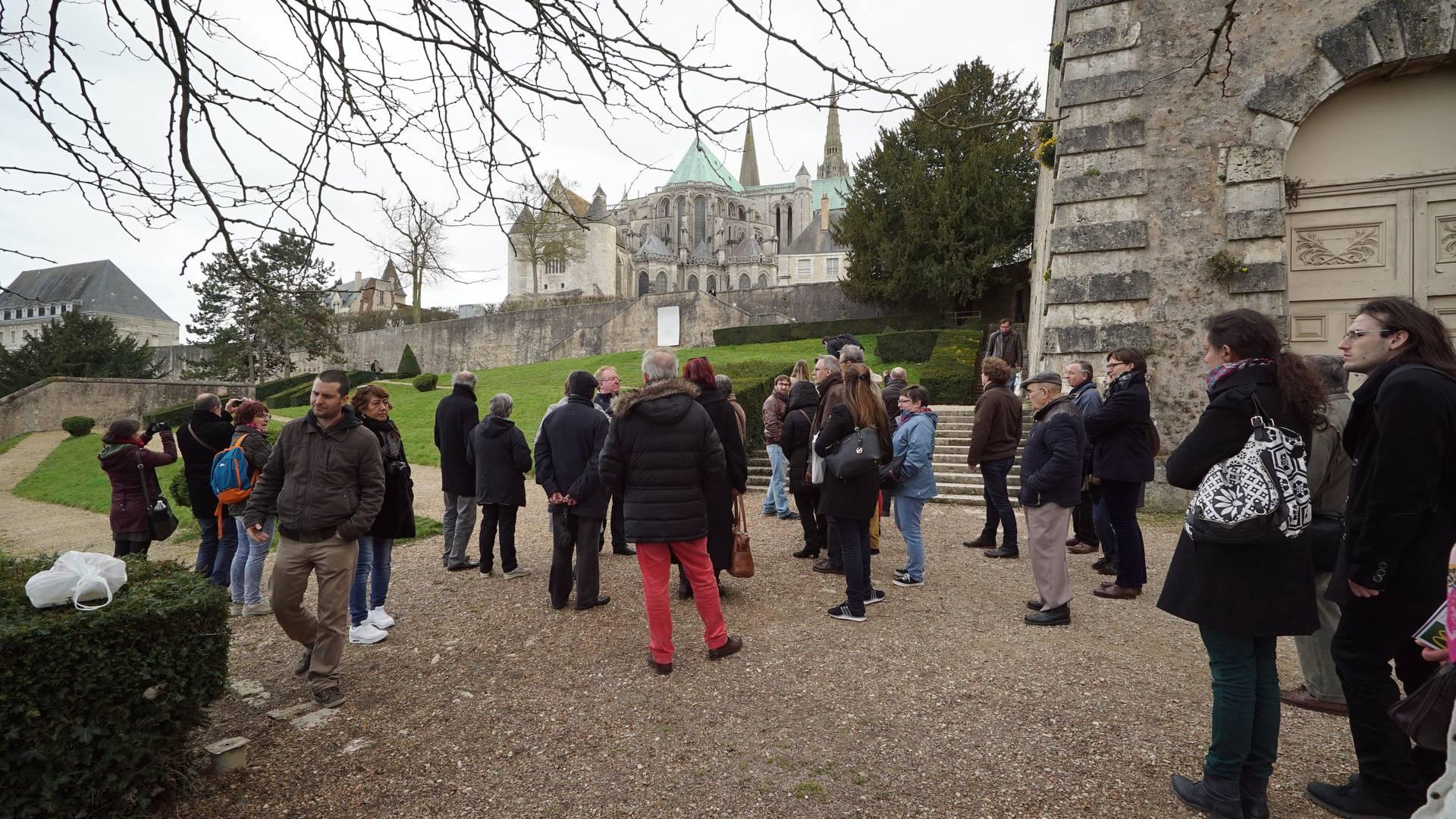 Visite Chartres Cité Médiévale