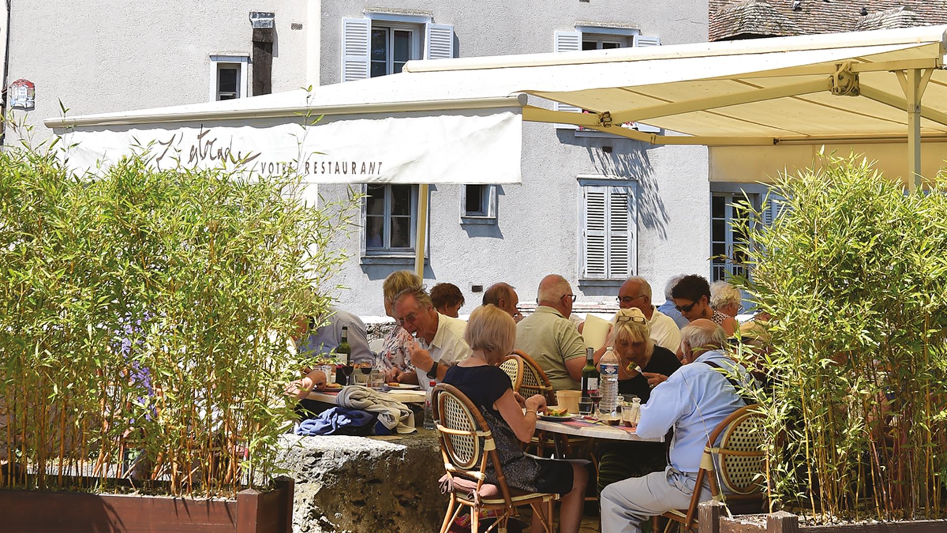 Restaurant à Chartres