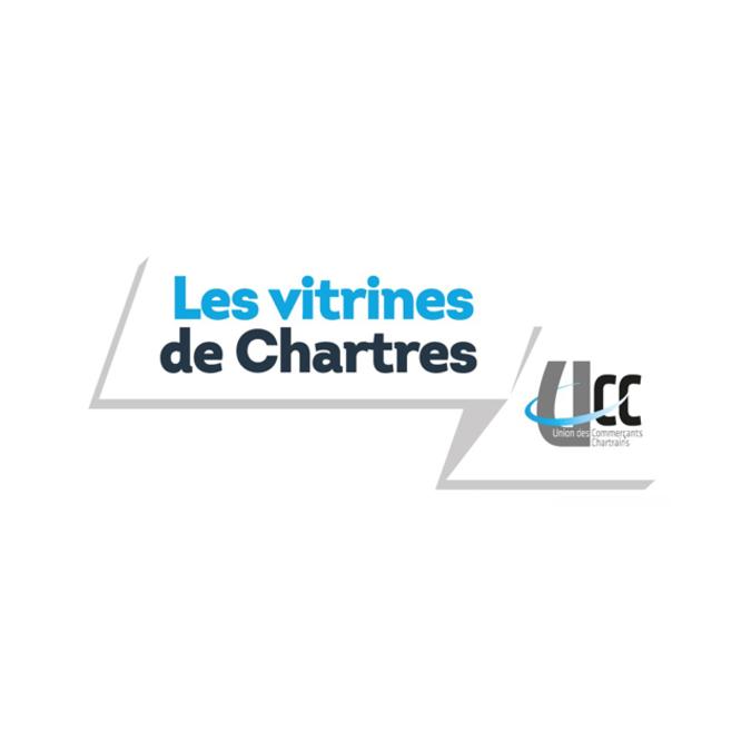Logo - Vitrines de Chartres