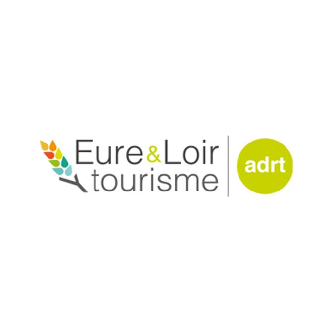 Logo - Eure et Loir Tourisme