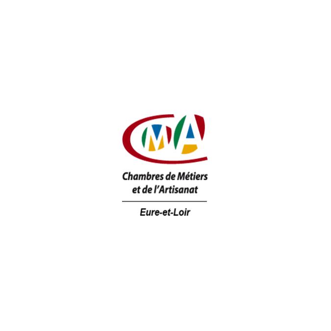 Logo - Chambre des métiers et de l'artisanat d'Eure-et-Loir